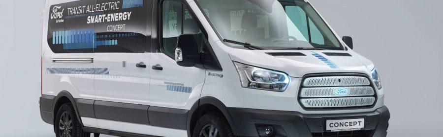 Ford Transit Smart segunda mano