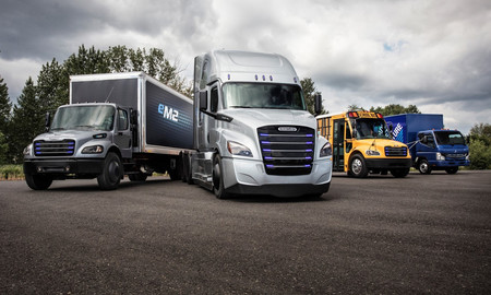 Daimler Trucks Electricos